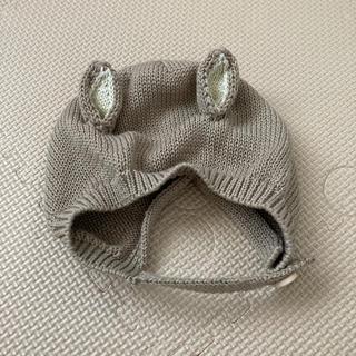 赤ちゃん ボンネット帽子
