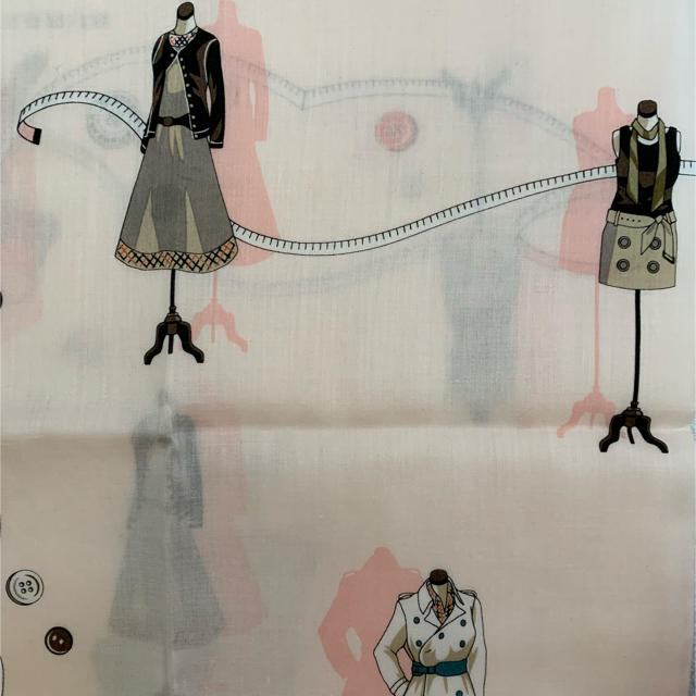 BURBERRY(バーバリー)のバーバリー 大判ハンカチーフ稀少コート レディースのファッション小物(ハンカチ)の商品写真