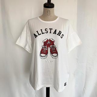 コンバース(CONVERSE)のCONVERSE チャックテイラー ロゴTEE(Tシャツ(半袖/袖なし))