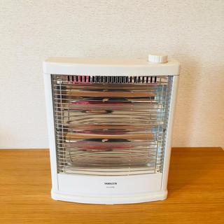 ヤマゼン(山善)の美品☆電気ヒーター YAMAZEN DS-D086 軽量1.7kg!(電気ヒーター)