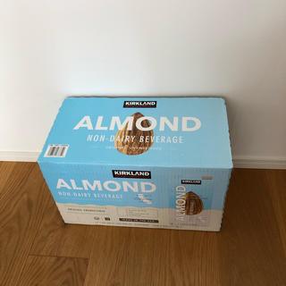 コストコ(コストコ)のコストコ カークランド アーモンドミルク 11パック(ソフトドリンク)