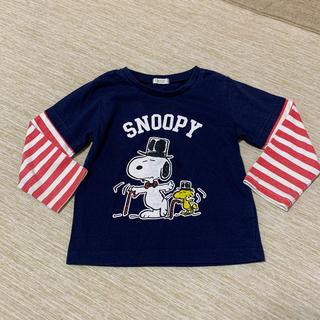 スヌーピー(SNOOPY)のスヌーピー 90センチ(Tシャツ/カットソー)