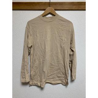 ジーユー(GU)のGU*ロングスリーブT*ロンT カットソー トップス 長袖Tシャツ*ジーユー(Tシャツ(長袖/七分))