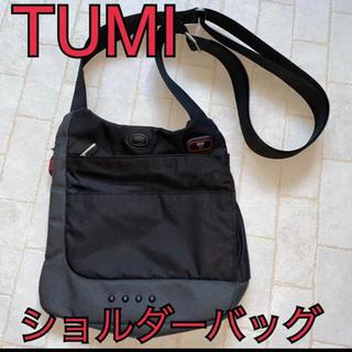トゥミ(TUMI)のTUMI メンズ MENS カジュアル コンパクト ショルダーバッグ(ショルダーバッグ)