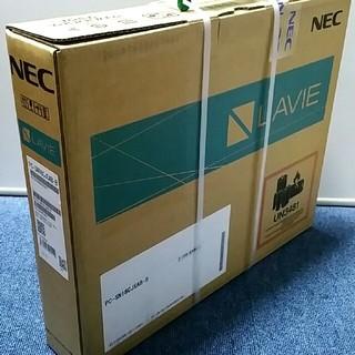 NEC - NECノートパソコン☆PC-SN18CJSAB☆2018年11月発売☆新品未使用