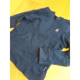 ベルメゾン(ベルメゾン)のベルメゾン GITA  カットソートレーナーパーカー 100(Tシャツ/カットソー)