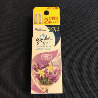 ジョンソン(Johnson's)のグレード 消臭センサー&スプレー ラベンダー&バニラ(日用品/生活雑貨)