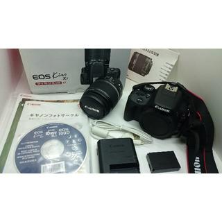 Canon - Canon EOS Kiss X7 レンズキット EF-S18-55 3.5