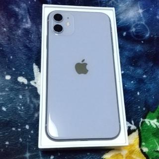 iPhone - iPhone11 64GB パープル 本体