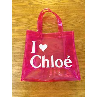 クロエ(Chloe)のクロエ ビニールバック カフェ トート(トートバッグ)