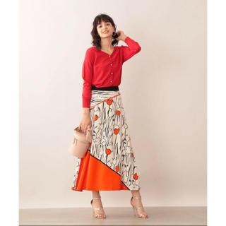 TOMORROWLAND - CAST★新品タグ付きスカート