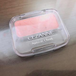 セザンヌケショウヒン(CEZANNE(セザンヌ化粧品))のセザンヌ ナチュラルチーク ローズ系 01(チーク)