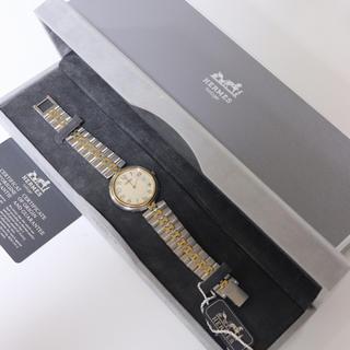 Hermes - 腕時計 付属品あります HERMES エルメス