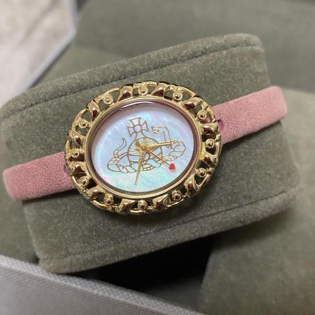 Vivienne Westwood(ヴィヴィアンウエストウッド)の【箱あり】Vivienne Westwood 腕時計 レディースのファッション小物(腕時計)の商品写真