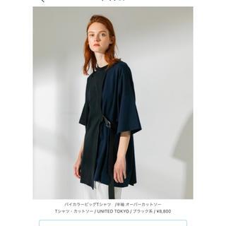 ユナイテッドアローズ(UNITED ARROWS)のUNITED TOKYO ビッグシャツ(Tシャツ(半袖/袖なし))