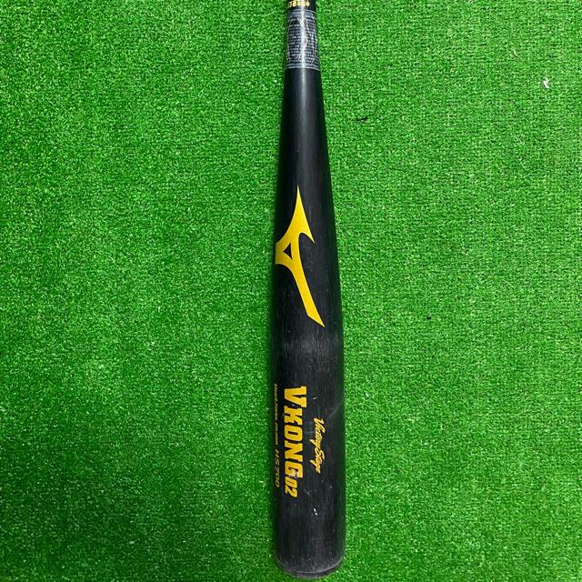 MIZUNO(ミズノ)のミズノVコング中学硬式用バット スポーツ/アウトドアの野球(バット)の商品写真