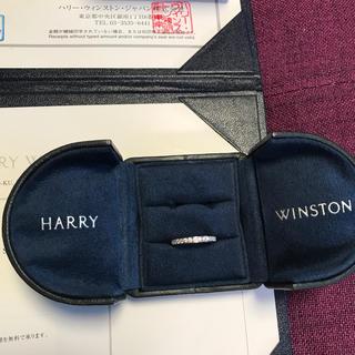 HARRY WINSTON - ハリーウィンストン ダイヤモンド プラチナエタニティリング