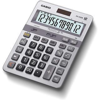 カシオ(CASIO)のCASIOカシオ 本格実務電卓 DS-20DB-N(OA機器)