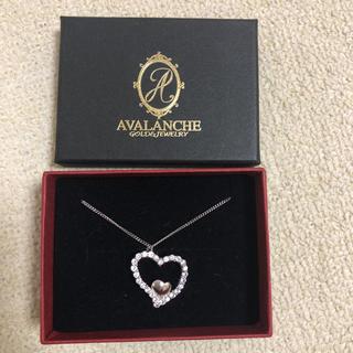 アヴァランチ(AVALANCHE)のAVALANCHE アバランチ ネックレス 925(ネックレス)