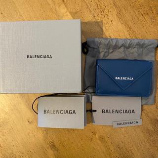 Balenciaga - バレンシアガ BALENCIAGAペーパーミニ ウォレット新品