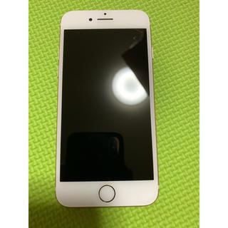 アイフォーン(iPhone)のiPhone 7 ローズゴールド 128GB simフリー(スマートフォン本体)