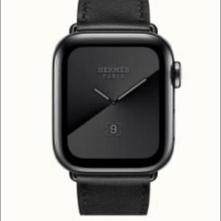 Hermes - ★最新★アップルウォッチ エルメス シリーズ6 ブラック
