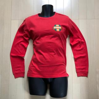 トミーヒルフィガー(TOMMY HILFIGER)のTOMMY LONG TEE SIZE S(Tシャツ/カットソー(七分/長袖))