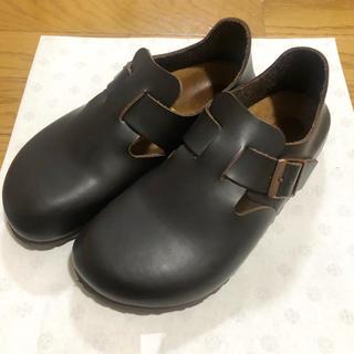 ビルケンシュトック(BIRKENSTOCK)のビルケンシュトック ロンドン 36 23cm(ローファー/革靴)