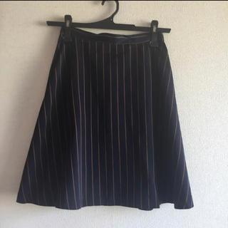 フリークスストア(FREAK'S STORE)のフリークスストアのストライプスカート(ひざ丈スカート)