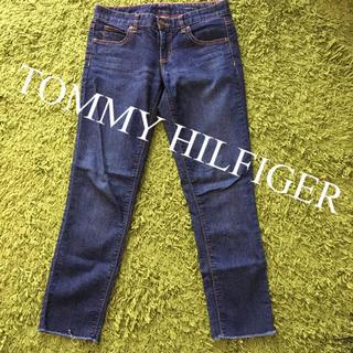 トミーヒルフィガー(TOMMY HILFIGER)のTOMMY HILFIGER ストレートデニム ボーイズデニム(デニム/ジーンズ)