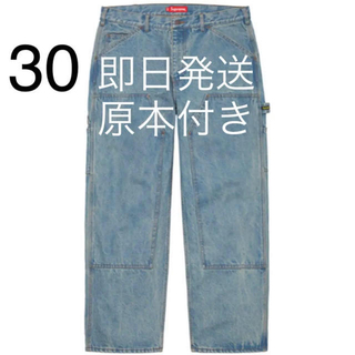 シュプリーム(Supreme)のSupreme denim knee pants (ペインターパンツ)