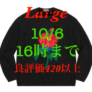 Supreme - Supreme Yohji Yamamoto Sweater L シュプリーム