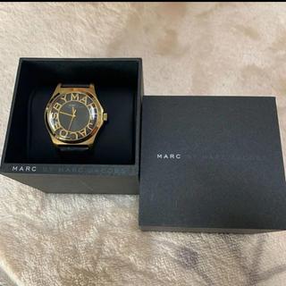 マークバイマークジェイコブス(MARC BY MARC JACOBS)の【美品】マークバイマークジェイコブス腕時計(腕時計(アナログ))