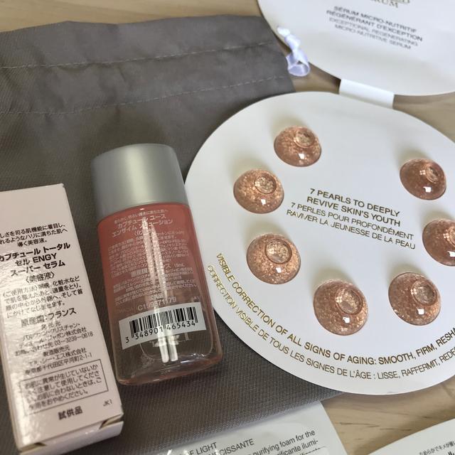 Christian Dior(クリスチャンディオール)のDior   プレステージユイルドローズ セット コスメ/美容のスキンケア/基礎化粧品(美容液)の商品写真