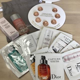 Christian Dior - Dior   プレステージユイルドローズ セット