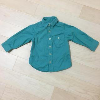 マーキーズ(MARKEY'S)のマーキーズ  長袖シャツ 80(シャツ/カットソー)