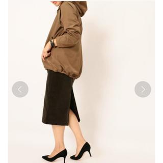 ドゥーズィエムクラス(DEUXIEME CLASSE)のDeuxieme Classe corduroy wide スカート(ひざ丈スカート)