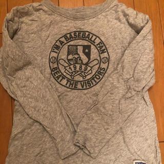 シップス(SHIPS)のシップス SHIPS 長袖Tシャツ 120cm(Tシャツ/カットソー)