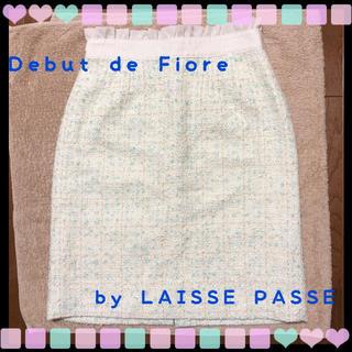Debut de Fiore - Debut de Fiore by LAISSE PASSÉ 膝丈スカート