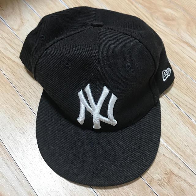 NEW ERA(ニューエラー)のkids キャップ キッズ/ベビー/マタニティのこども用ファッション小物(帽子)の商品写真
