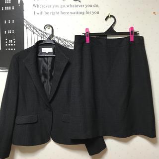 本日限定  SheloMoreo  大きいサイズ 4L スカートスーツ