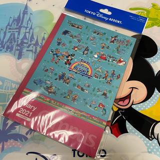 Disney - ディズニー 新作⭐️ 手帳2021