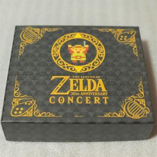 ニンテンドウ(任天堂)のゼルダの伝説 30周年記念コンサート 初回数量限定生産盤(ゲーム音楽)