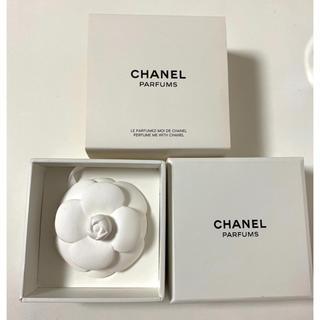 CHANEL - CHANEL 非売品 ノベルティ カメリア フレグランスディフューザー