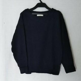 ショコラフィネローブ(chocol raffine robe)のchocol raffine robe☆ニット フリーサイズ(ニット/セーター)