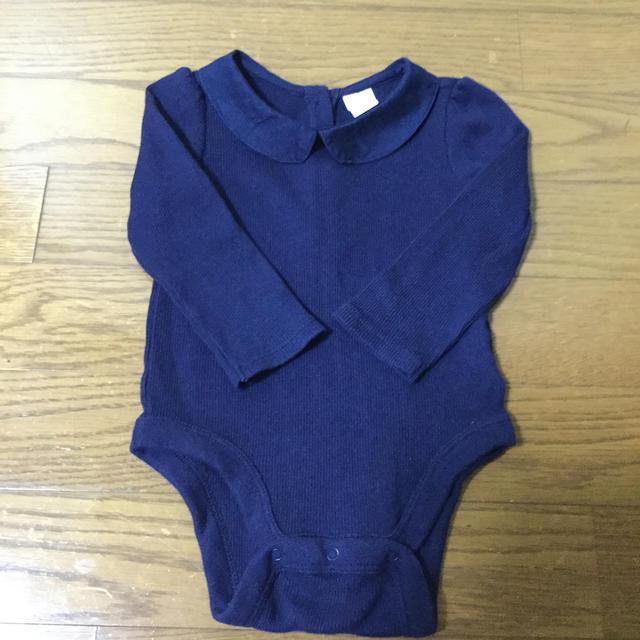 GAP(ギャップ)のGAP 襟付きロンパース 80 キッズ/ベビー/マタニティのベビー服(~85cm)(ロンパース)の商品写真
