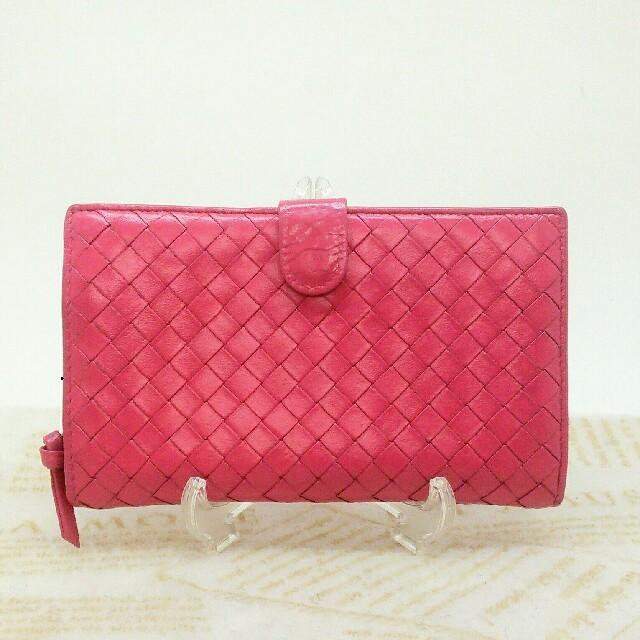 Bottega Veneta(ボッテガヴェネタ)のまあ様専用⭐正規品⭐ ボッテガ ヴェネタ 長財布 レディースのファッション小物(財布)の商品写真