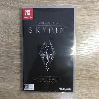 ニンテンドースイッチ(Nintendo Switch)のスカイリム(家庭用ゲームソフト)