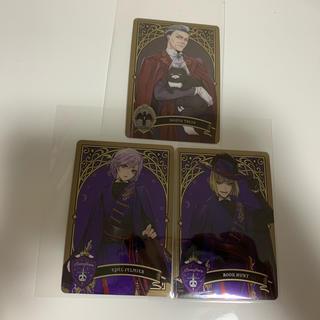 バンダイ(BANDAI)の【ツイステ】メタルカード パックバージョン(Box/デッキ/パック)