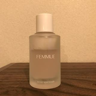 Cosme Kitchen - femmue ファミュ ローズソフトナー 導入液